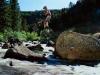 Carmichael Productions, Inc. Boulder Sports Photography Trails Bike Boulder Creek