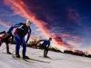 Carmichael Productions, Inc. Boulder Sports Photography Nordic Ski Racing