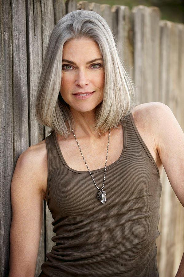 Carmichael Productions, Inc Boulder Fashion Photography Model Close up Roxanne Gould