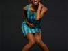 Carmichael Productions, Inc Fashion Studio Photography Model Black Limbo set