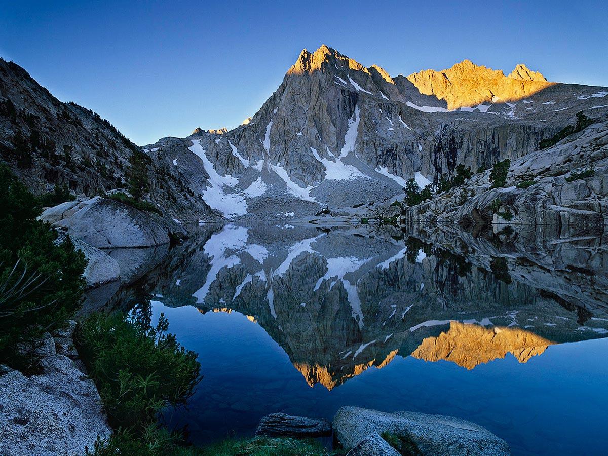 Picture Peak, Sierra Nevada Carmichael Productions, Inc. Landscape