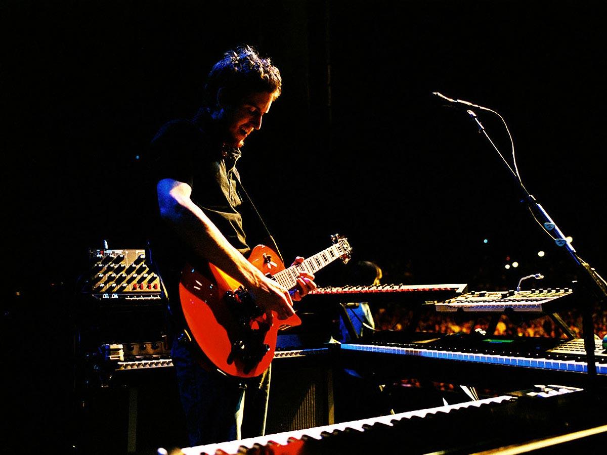 Music Peformance Jesse Carmichael Maroon 5 Carmichael Productions, inc.
