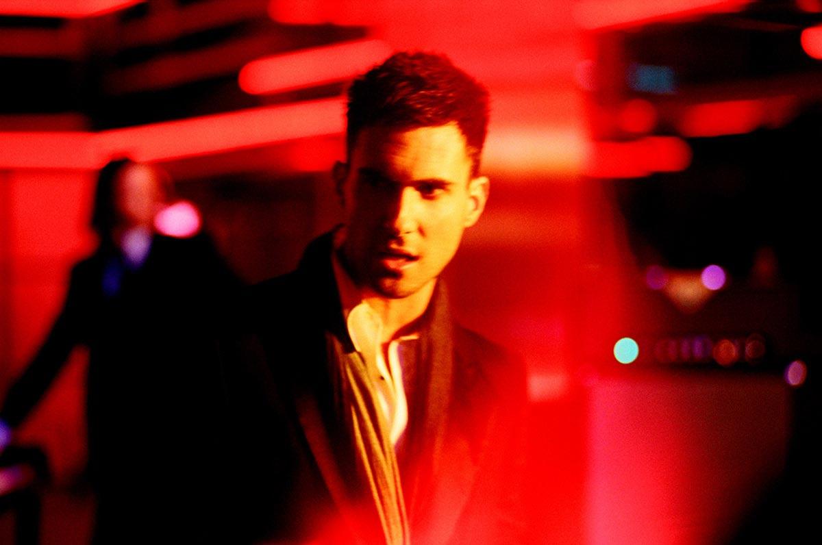 Carmichael Productions, Inc Adam Levine Capture Behind the Scenes Photography Maroon 5
