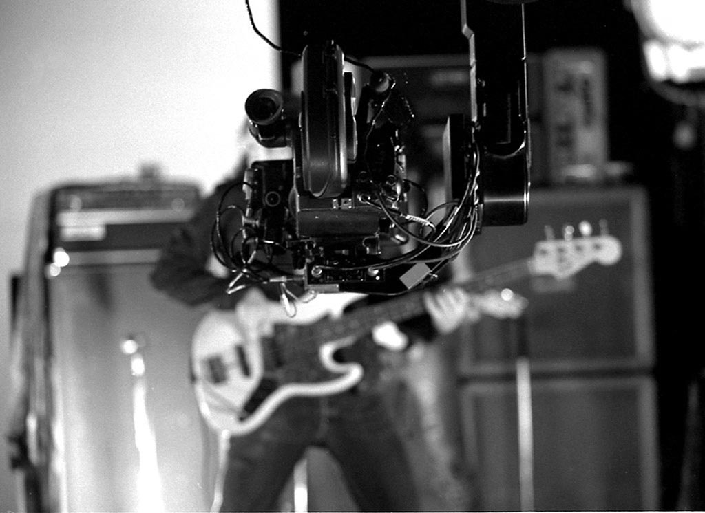 Carmichael Productions, Inc Documentary Capture Behind the Scenes Photography Maroon 5