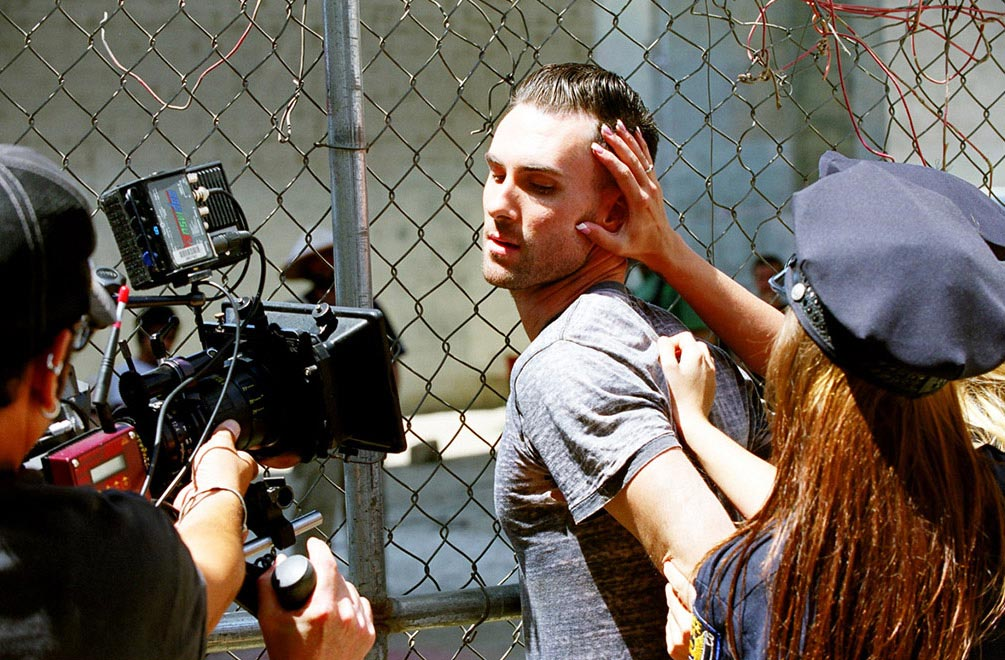 Carmichael Productions, Inc Documentary Adam Levine Behind the Scenes Photography Maroon 5