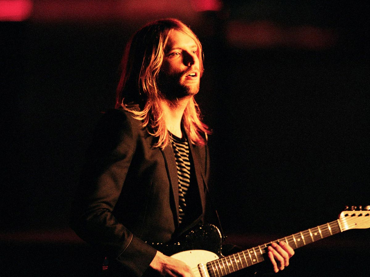 Carmichael Productions, Inc James Valentine Behind the Scenes Photography Maroon 5