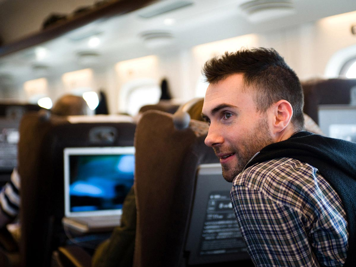 Carmichael Productions, Inc Documentary Japan Train Behind the Scenes Photography Maroon 5